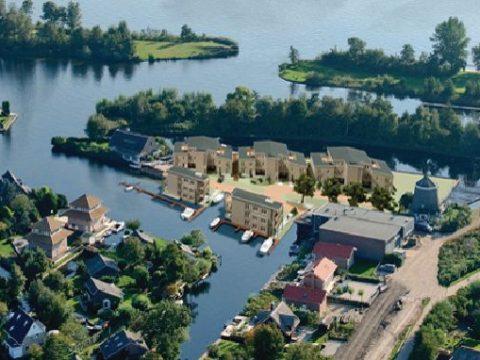 Go Parcs Harbour Village Vinkeveen