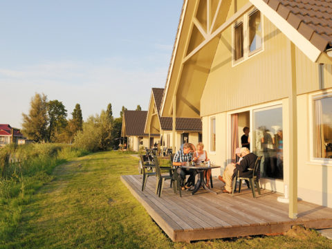 SL8 - Luxe 8 persoons bungalow RCN de Potten