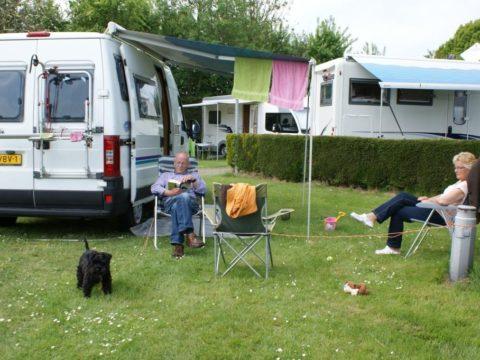 Scheldeoord Camperplaats