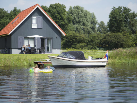 Zomertaling - luxe 8 persoons villa