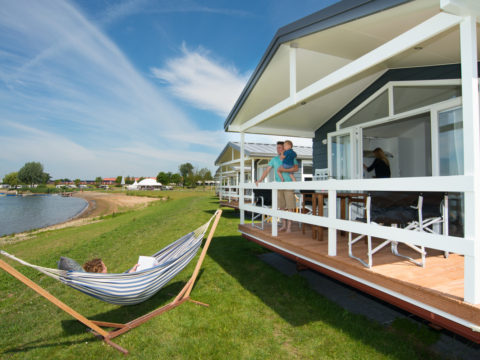 Campings aan het water Nederland