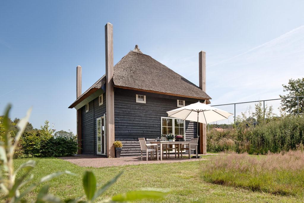 Vakantiehuisje aan het water vakantieparken in nederland for Vakantiehuis bouwen