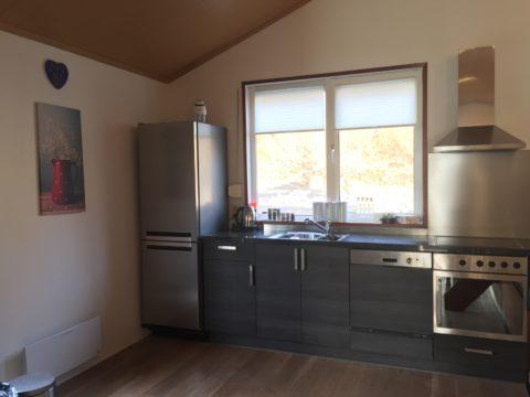 Woonark-keuken