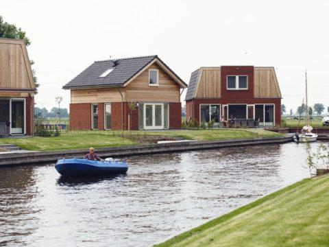 Vakantiehuis Sneekermeer-6 - Tusken de Marren