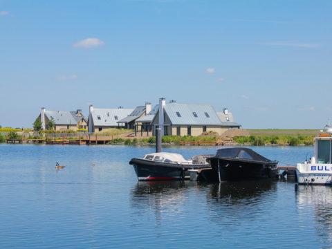 Waterrijk Oesterdam vakantiepark
