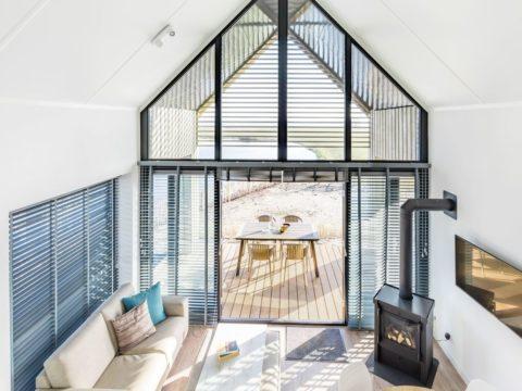 Interieur Tiny House Waterrijk Oesterdam