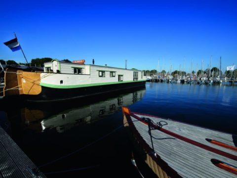 Woonboot De Zwerver Marina Parcs