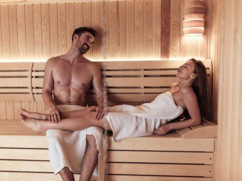 Sauna Z'AND villas