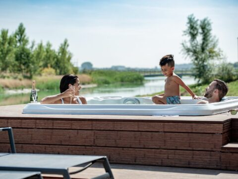 Z'AND villas jacuzzi